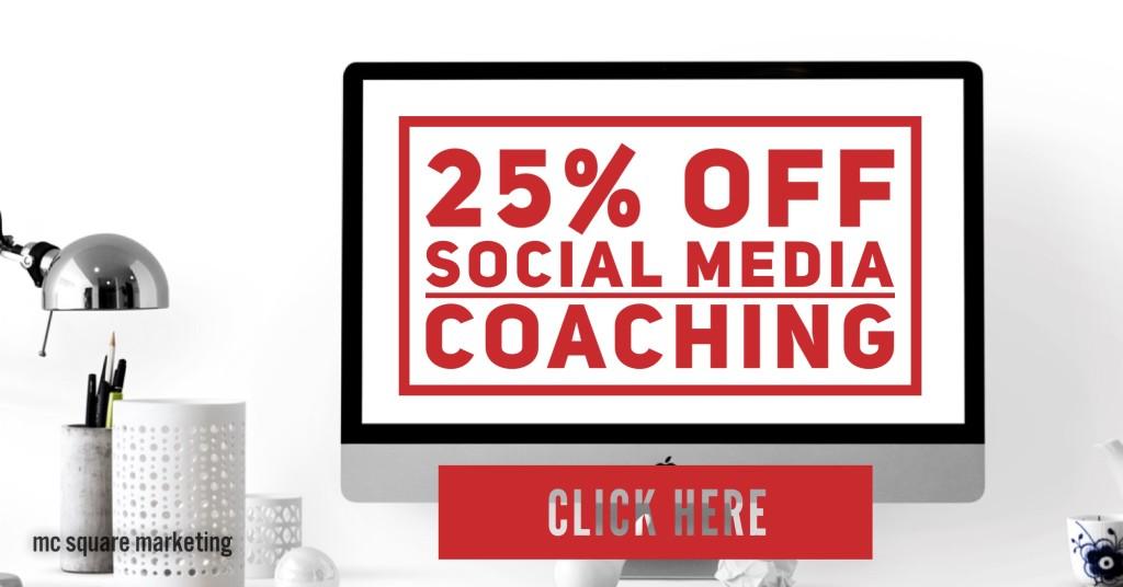 coaching 25 off